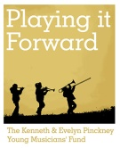 Small Playing it forward